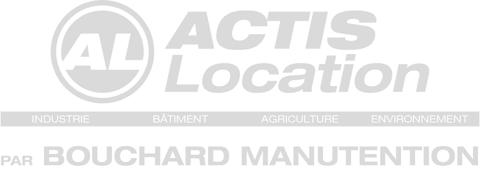 ACTIS Location par Bouchard Manutention
