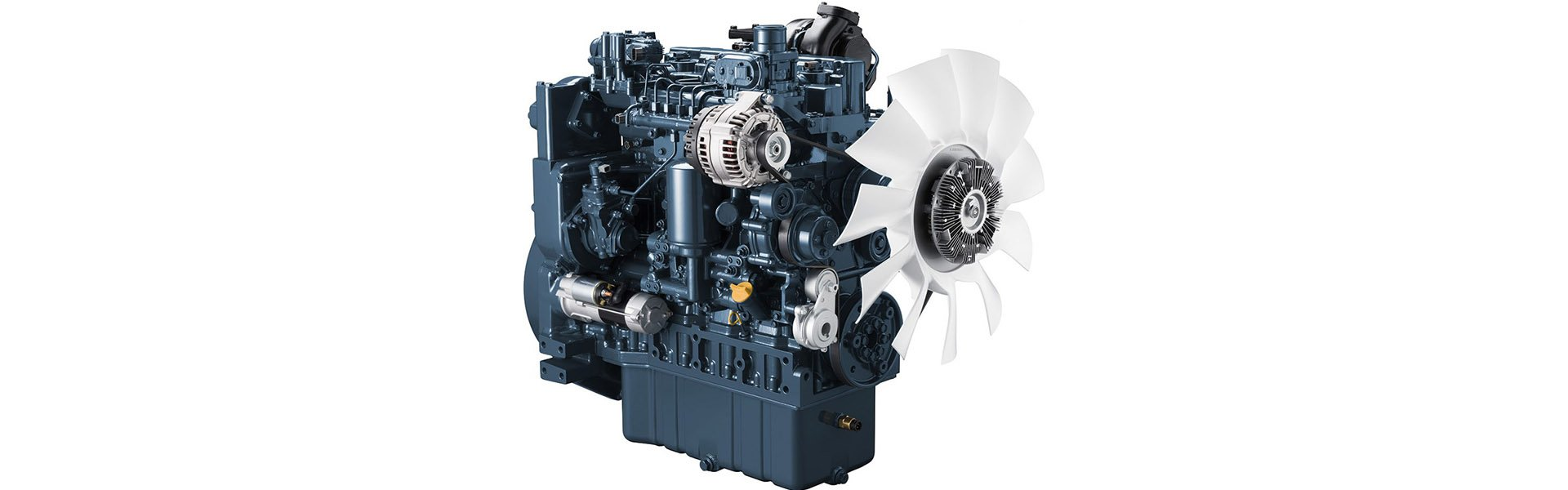 moteur diesel kubota